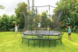 SpringFree Trampolines | Backyard Fun Zone Best Trampolines For 2018 Trampolinestodaycom 32 Fun Backyard Trampoline Ideas Reviews Safest Jumpers Flips In Farmington Lewiston Sun Journal Images Collections Hd For Gadget Summer House Made Home Biggest In Ground Biblio Homes Diy Todays Olympic Event Is Zone Lawn Repair Patching A Large Area With Kentucky Bluegrass All Rectangle 2017 Ratings