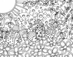 Folk Art Inspired Lineart Doodle For You To Color By KathyAhrens On DeviantART