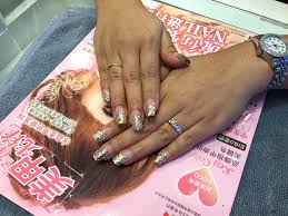 100 Nail Art 2011 For The Best 350THB Gel Manicure In Bangkok Go Where The Thais Go