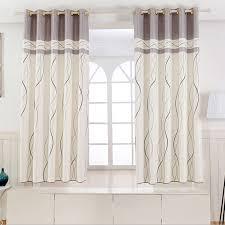 1 panel kurze vorhänge fenster dekoration moderne küche vorhänge gestreiftes muster kinder schlafzimmer vorhänge farbe 6 b16202