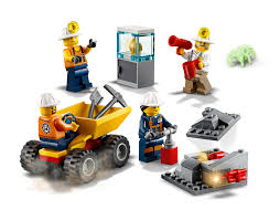 LEGO City: Mining Team (60184) | Toy | At Mighty Ape NZ Technnicks Most Teresting Flickr Photos Picssr City Ming Brickset Lego Set Guide And Database F 1be Part Of The Action With Lego174 Police As They Le Technic Series 2in1 Truck Car Building Blocks 4202 Decotoys Lego Excavator Transport Sonic Pinterest City Itructions Preview I Brick Reviewgiveaway With Smyths Ad Diy Daddy Speed Build Review Youtube