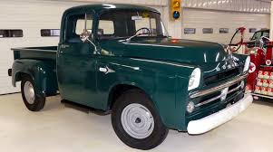 100 Ohio Light Truck 1957 Dodge D100 For Sale 2201641 Hemmings Motor News