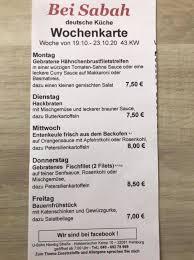 imbiss bei sabah feine deutsche küche 263 photos 1
