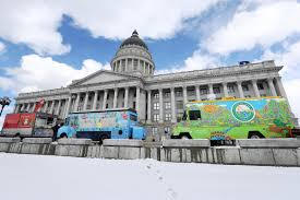 100 Salt Lake Food Trucks Lawmakers Consider Regulatory Tax Standards For Food Trucks
