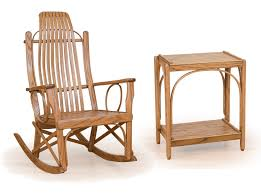 Vintage Banana Rocking Chair by Ideas For Oak Rocking Chair 23728