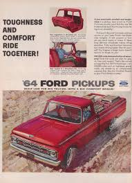 Directory Index: Ford Trucks/1964 | FORD MOTORS COMPANY | Pinterest ... 1964 Ford F100 For Sale Classiccarscom Cc1042774 Fordtruck 12 64ft1276d Desert Valley Auto Parts Looking A Vintage Bring This One Home Restored Interior Of A Ford Step Side F 100 Ideas Truck Hot Rod Network Pickup Ozdereinfo Demo Shop Manual 100350 Series Supertionals All Fords Show Old Trucks In Pa Better Antique 350 Dump 1962 Short Bed Unibody Youtube Original Ford City Size Diesel Delivery Truck Brochure 8