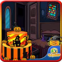 Halloween Escape Walkthrough by Sivi Halloween Cake Escape Walkthrough