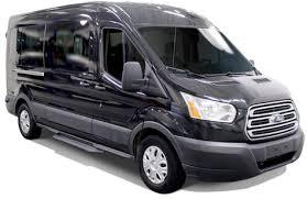 AMS Vans Ford Transit 350 XLT