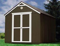 Wood Storage Sheds 10 X 20 by Heartland Statesman Gable Engineered Wood Storage Shed Common 12