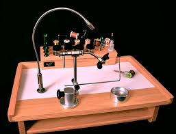 Fly Tying Table Woodworking Plans by 121 Best Fly Tying Desk Images On Pinterest Fly Fishing Fly