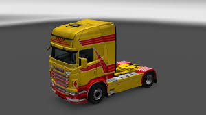 Scania RJL DHL Truck Skin [1.27] - ETS2 Mod Playmobil Dhl Delivery Van Post Truck In Exeter Devon Gumtree Standalone Trailer Mod For Ats American Simulator 04 Semi Trailer Lego This Next Truck My Flickr On Motorway Editorial Photo Image Of German 123334891 Full Wrap Install Dpi Wrapscom Mercedes Caught Borrowing Dhls Electric Using It Skin Scania Euro 2 Bruder Falls Into Water Youtube Reefer Semitrailer Dhl Stock Photos Royalty Free Images