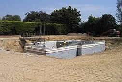 Construction Of Basement by New Build Basement And Cellar Construction