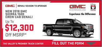 100 Valley Truck Center 2018 GMC Sierra 1500 Offer New In Tempe