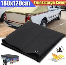 Black Pickup Truck Cargo Cover Waterproof Car Bed Trailer Rear ... Product Review Bak Rollx Tonneau Cover Road Reality How To Make Your Own Pickup Bed Axleaddict Hard Folding By Rev 55 The Official Site For Diy Fiberglass Truck Cover 75 Bucks Youtube 2017 Ford F150 Covers5 Best Hard Top Covers Peragon Install And Military Hunting Retractable Tahan Air Keras Tri Lipat 4x4 Qwiktarp Inc Americas Original Oneasy Solid Fold 20 Toolbox Extang Gator Evo Amazoncom Tuff Bag Black Waterproof Cargo