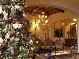 Image Of Rustic Christmas Decorating Ideas Art
