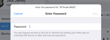 Is there any way to view saved wifi passwords on the iPhone Ask