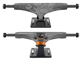 Amazon.com : Thunder 148 Tempest Hollow Light Skateboard Trucks 8.25 ...