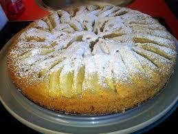 lavendel apfel zitronen kuchen