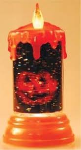 Halloween Flameless Taper Candles by Electric Luminaria Kit With Lumabases Color Tan U003e U003e U003e Click Here