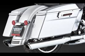 Vance And Hines Dresser Duals 16799 by Vance U0026 Hines Exhaust For Harley Davidson Flh Flt U002795 06 Models