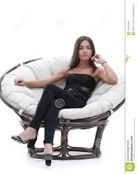 Young Woman Sitting In Comfortable Round Big Chair Stock ... Cowhide Lounge Chair Auijschooltornbroers Yxy Ding Table And Chairs Tempered Glass Splash Proof Easy Clean Steel Frame Man Woman Home Owner Family Elegant Timeless Simple Euro Western Design Oversized Large Folding Saucer Moon Corduroy Round Stylish Room Interior Comfortable Stock Photo Curve Backrest Hotel Sofa With Ottoman Factory Sample For Sale Buy Used Salearmchair Ottomanround Slacker Sack 6foot Microfiber Suede Memory Foam Giant Bean Bag Black Ivory Faux Fur Papasan Cushion White By World Market Cordelle Swivel Gray A2s Protection Joybean Fniture Water Resistant Viewing Nerihu 780 Capo Product