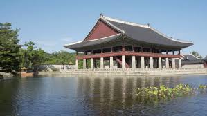 104 South Korean Architecture A Building Of Traditional Stock Footage Video 100 Royalty Free 1007657476 Shutterstock