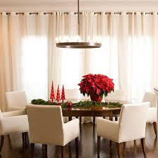 Drape The Dining Room