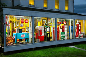 Our New Shop Has Over 70 Booths Showcases Filled With Vintage Advertising Primitives General Store Items Estate Jewelry Coin Op Vending