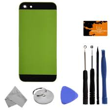 High-quality Door For Apple IPhone 5 (CDMA & GSM) (Green With Black ...