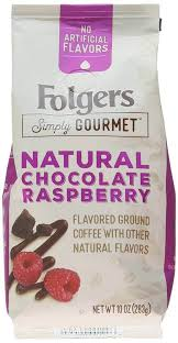 Folgers Simply Gourmet Flavored Ground Coffee With Other Natural Flavors 25500001296