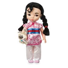 Disney Animators Collection Mulan Doll 16