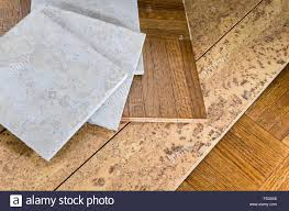 Ceramic Tile Cork And Parquet Wooden Flooring Samples For Home Interior Remodel