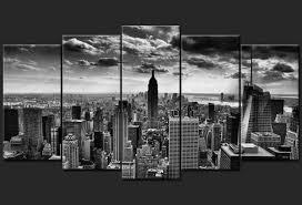 skyline toile photo eu