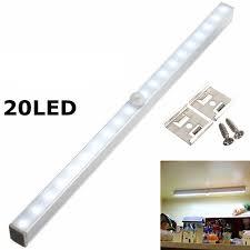 wireless pir motion sensor 20 led light energy saving