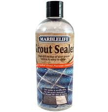 marblelife皰 grout sealer marblelife productsmarblelife products