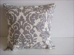 Decorative Lumbar Throw Pillows by Bedroom Decorative Bed Pillows Soft Sofa Pillows Black And Cream