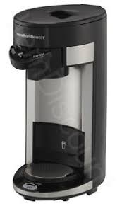Hamilton Beach Coffee Maker K Cup Drinker