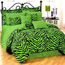 BathroomCharming Lime Green Zebra Bedding Neon Bedroom Decor Tuir Pl Charming