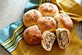une marguerite en cuisine marguerite de pains farcis régal