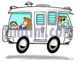 Free Drawing Of Auto Camper RV From The Category Cars Trucks Buses