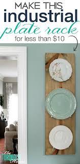 Best 25 Industrial Decorative Plates Ideas On Pinterest