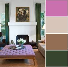 Earth Tones Living Room Design Ideas by You Need To Know About Decorating With Radiant Orchid