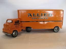100 Toy Moving Truck 1953 Tonka Allied Van Lines My True Addiction Tonka Toys