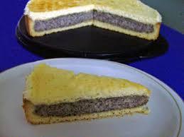mohn schmand torte 1