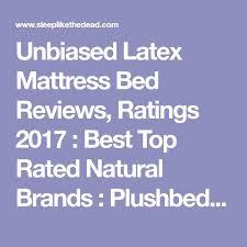 Best 25 Latex mattress ideas on Pinterest