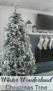 Winter Wonderland Christmas Tree 2
