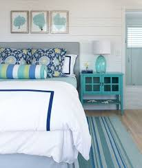 Beach Bedroom Ideas by Turquoise Bedroom With Coastal Accents Http Www Completely