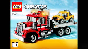 LEGO Creator 7347 Highway Pickup 3 In 1 Instructions DIY Book 1 ... Lego Creator Mini Fire Truck 6911 Brick Radar Lego Highway Speedster 31006 31075 Outback Adventures De Toyz Shop Vehicles Turbo Quad 3in1 Buy Online In South Rocket Rally Car 31074 Cwjoost Alrnate Model Of Set High Flickr 6753 Transport Itructions Diy Book 1 Youtube Pictures Expert Fairground Mixer Walmartcom Cstruction Hauler 31005 At Low Prices Creator 31022 Toys Planet 2013 Brickset Guide And Database