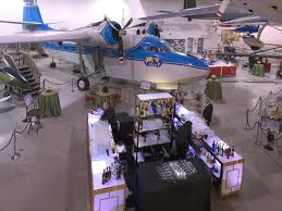 100 Hiller Aviation Museum Food Trucks Venue Options