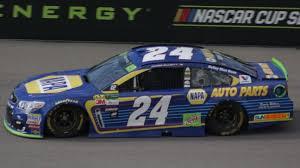 2017 NASCAR Cup Series Paint Schemes - Team #24 Hendrick Motorsports